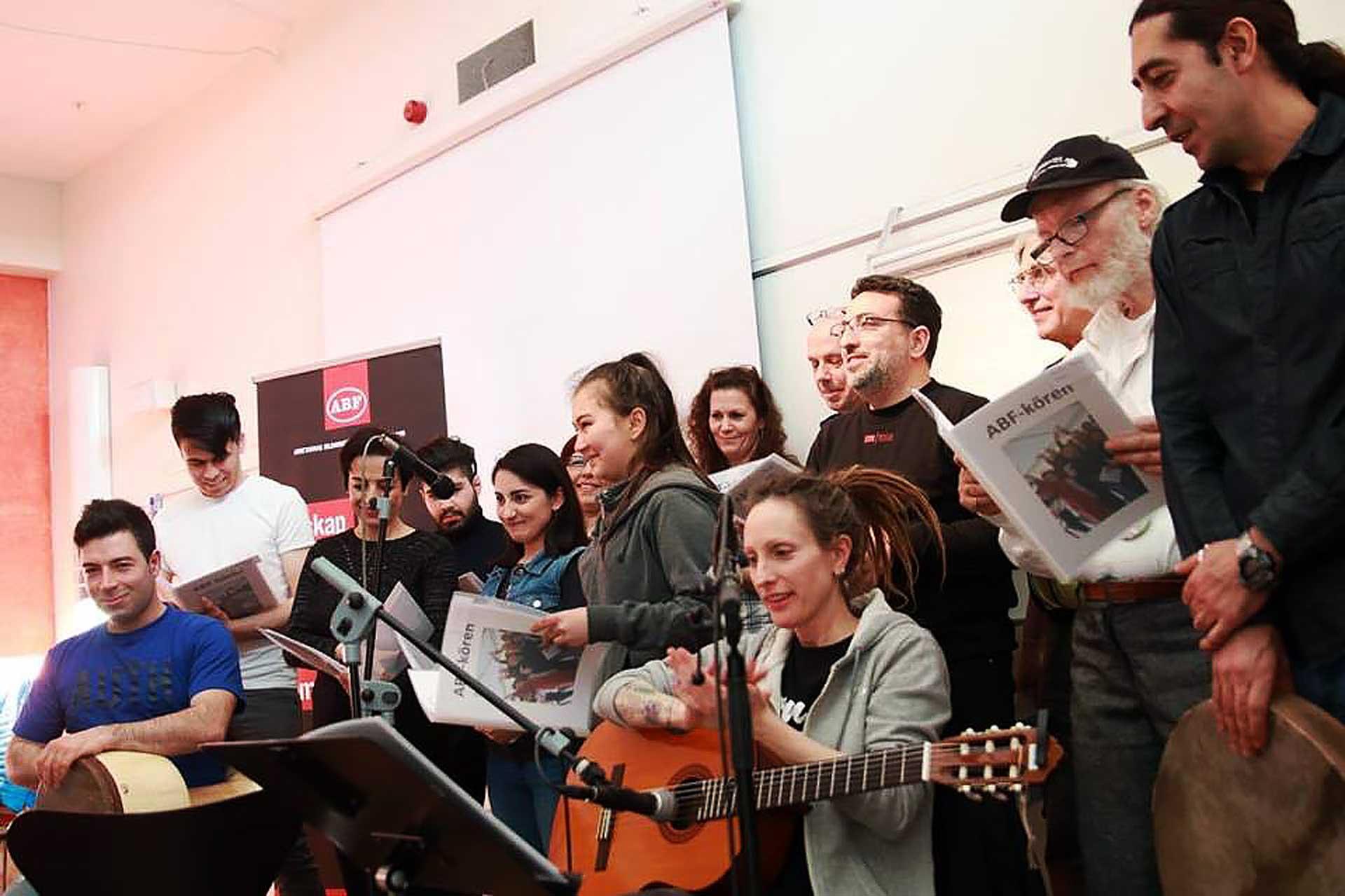 ABF choir